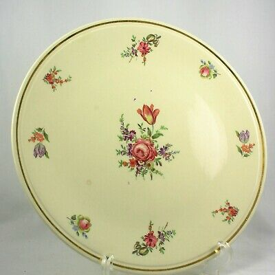 Homer Laughlin Household Institue Kitchen Kraft Priscilla Cake Plate 10 3/4""