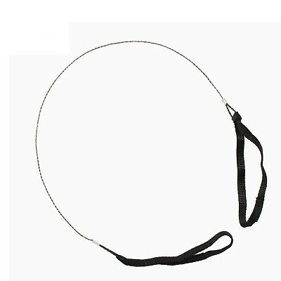 Rothco 8313 Commando Stainless Steel Wire Saw With Nylon Hand Straps