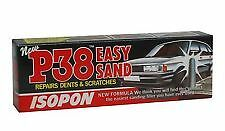 Isopon P38 Davids Easy Sand Car Body Filler Repairs Dents & Scratches 60Ml