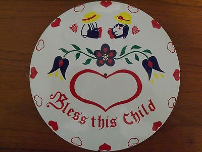 "ZOOK Novelties 8"" HEX SIGN, 1 sign only, Choice of Blessings"