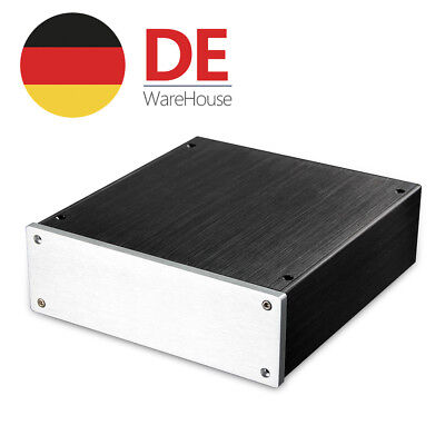 Douk Audio Aluminum Enclosure DIY Box Case Amplifier Chassis Verstärker Gehäuse