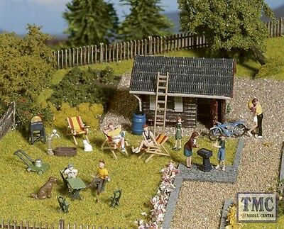 N14808 Noch HO/OO Scale Allotment Accessories.