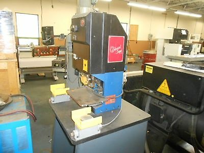 Edward Segal Rivet Press Model 522-157
