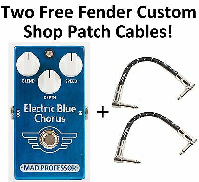 New Mad Professor Electric Blue Chorus PCB Guitar Effects Pedal!