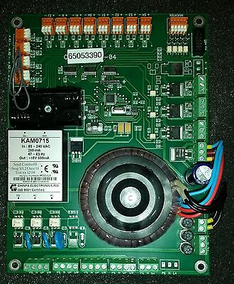 Atronic Alphastreet Roulette R86 Machine Control Board SMD +/- Logic 65053390