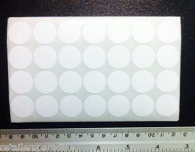 """1000 Removable 3/4"""" Round Bright Self Adhesive Labels Stickers! Store Price Tags"""