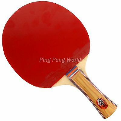 999-A Pips-In Table Tennis Racket for only beginners