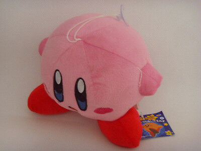 6 inches Nintendo New Kirby Plush Standing Pose Doll