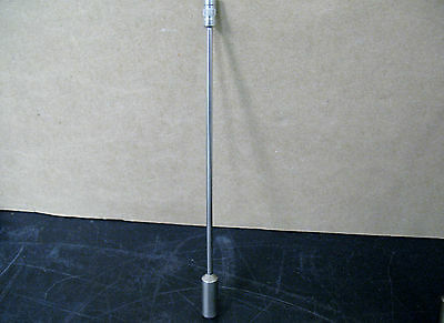 BROOKFIELD VISCOMETER S. S. A. THERMOSEL SOLID SHAFT SC4-34BS SPINDLE EXCELLENTE