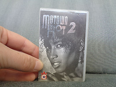 MOTOWN IS HOT 2_used cassette_ships from AUS!_S3