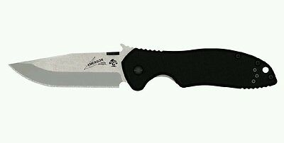 Kershaw / Emerson CQC-6K Knife with Clip Point Blade and Wave 6034 New