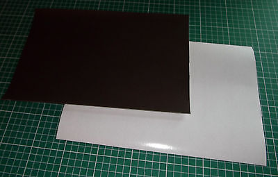 Rubber Steel Sheet 200mm x 300mm Magnetic Movement Tray (Metal Iron)