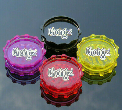 Metal Herb Spice Grinder 4 Piece 50mm Sharp Teeth Alloy Tobacco Crusher NEW