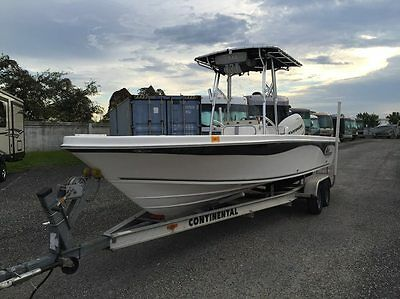 2007 Sea Chaser Bay Runner 230LX ~ Excellent Condition ~