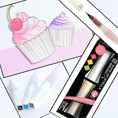 Zig Memory System Wink Of Stella Glitter Brush - You Choose The Colour