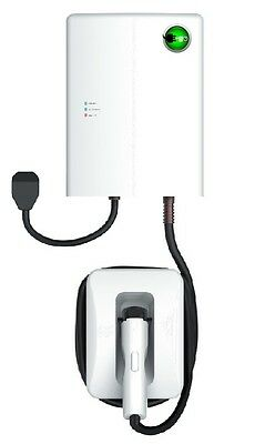 Commercial, Outdoor approved, 30Amp Electric Vehicle Level 2 AC Charging Station