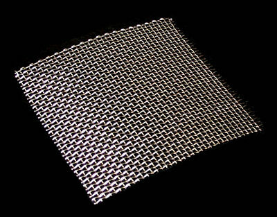 Woven Wire 10 Mesh 30cm X 30cm X2mm (Coarse, Gauze) Stainless Steel