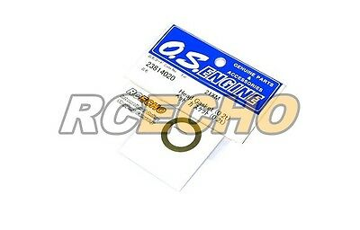 OS ENGINES Parts 23814020 RC Model 0.2t Head Gasket for 21XM RG404
