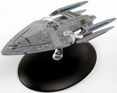 Star Trek USS Prometheus NX-59650 with Collectible Magazine #25 by Eaglemoss