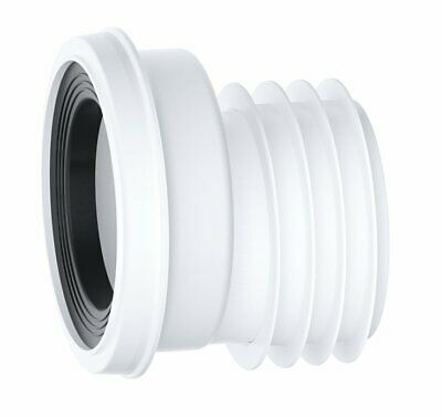 Standard Offset Pan Connector 20mm Toilet Outlet 20mm Offset VV