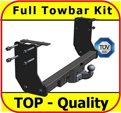 Towbar Tow Hitch Tow Ball Ford Transit Chassis Cab 2000-05/2014 on Trailer