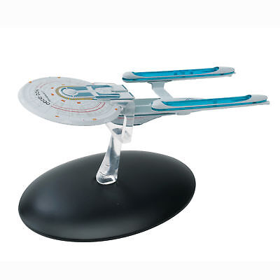 Star Trek USS Excelsior NCC-2000 with Collectible Magazine #8 by Eaglemoss