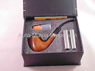 Electric E-Pipe-A  Accessories,Gift Box and Free Delivery UK STOCK No Nicotine