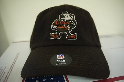 Authentic Cleveland Browns Adjustable cap from 47 Brand. Brown- NFL-New