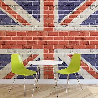 WALL MURAL PHOTO WALLPAPER PICTURE (518P) Flag Bedroom Boys