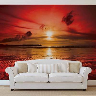 WALL MURAL PHOTO WALLPAPER PICTURE (263PP) Sea Beach Sand Landscape