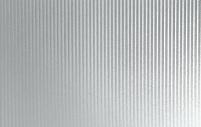 45CM/M ETCHED Stripe REMOVABLE FROSTED WINDOW 24H PRIVACY FILM GERMAN