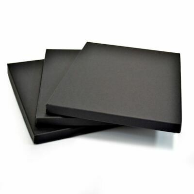 Display Print Box A2, 15mm deep, Black, 660 x 440mm for paper works -GraphicPro