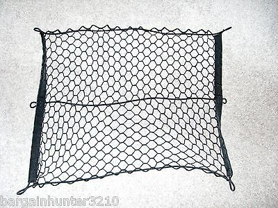 NEW GENUINE HYUNDAI COUPE CARGO LUGGAGE SAFETY NET WITH 6 LOOPS ref 40