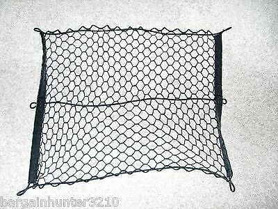 NEW GENUINE HYUNDAI COUPE CARGO LUGGAGE SAFETY NET WITH 6 LOOPS ref 27