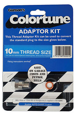 Gunson G4055A Colortune / Hi-Gauge Adaptor Kit 10mm