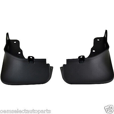 2013 2018 Escape Ford Genuine Front Only Molded Splash Guards Mudflaps Mud Flap