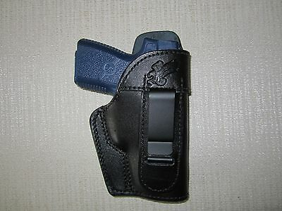 KAHR PM9 & CM9 iwb, right hand holster WITH SWEAT SHIELD
