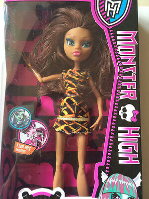 """NEW Monster High 14"""" WISHES Count Fabulous DOLL IN ORIGINAL BOX A-4"""