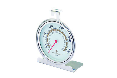 Kitchen Craft New Master Class Large Stainless Steel Oven Thermometer MCOVENSS