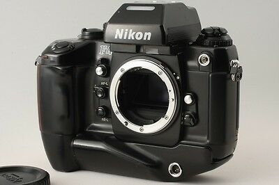 Nikon F4s 35mm SLR Film Camera Body Only From Japan