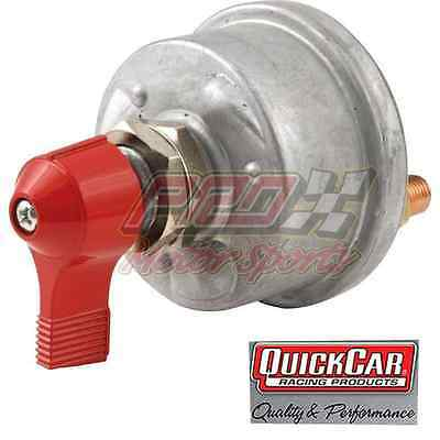 QuickCar 12 Volt  Racing Battery Master Cutoff Disconnect Switch 125 Amp