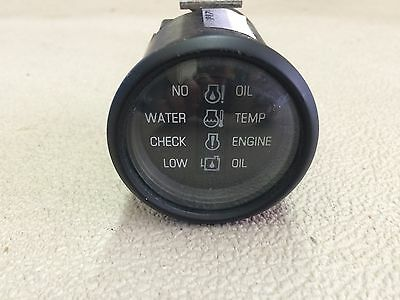 Johnson Evinrude BRP Systems Check Gauge