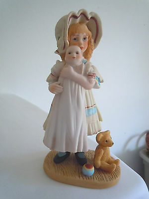 Vintage Jan Hagara Figurine Jenny #15387 Limited Edition Signed  Free Shipping