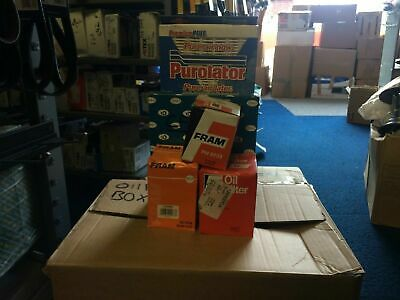 Job Lot Of 330 Air & Oil Filters Brand New Fram Part Numbers Included