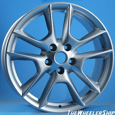 "New 18"" x 8"" Replacement Alloy Wheel for Nissan Maxima 2009 2010 2011 Rim 62511"