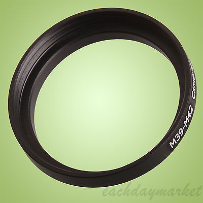 m39 - m42 M39-M42 M39 to M42 Filter Adapter Ring