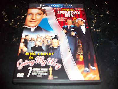 CLASSIC MUSICALS: GOING MY WAY & HOLIDAY INN!! USED & IN MINT CONDITION!!