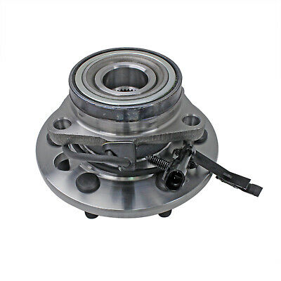 Front Left/Right Wheel Hub Bearing Assembly for Chevrolet Cadillac GMC 4WD w/ABS