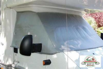 Thermal external blinds windscreen cover Cabin Fiat Ducato 2014-2019
