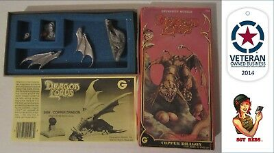 Grenadier  Dragon Lords Copper Dragon ~2508~ ✰Sarge & Red's✰ Dungeons & Dragons